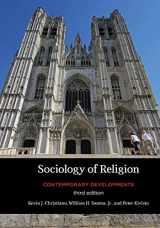 9781442216921-1442216921-Sociology of Religion: Contemporary Developments