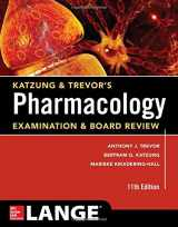 9780071826358-0071826351-Katzung & Trevor's Pharmacology Examination and Board Review,11th Edition (Katzung & Trevor's Pharmacology Examination & Board Review)