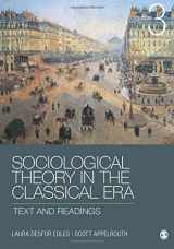 9781452203614-145220361X-Sociological Theory in the Classical Era: Text and Readings