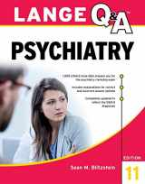 9781259643941-1259643948-Lange Q&A Psychiatry, 11th Edition