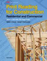 9781605258027-1605258024-Print Reading for Construction: Residential and Commercial