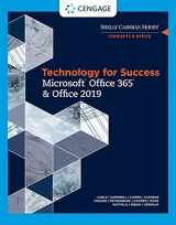 9780357026380-0357026381-Technology for Success and Shelly Cashman Series Microsoft Office 365 & Office 2019 (MindTap Course List)