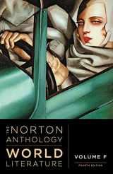 9780393602869-0393602869-The Norton Anthology of World Literature (Fourth Edition)  (Vol. F)