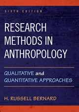 9781442268883-1442268883-Research Methods in Anthropology: Qualitative and Quantitative Approaches