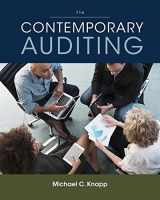 9781305970816-1305970810-Contemporary Auditing