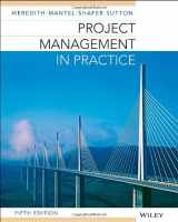 9781118674666-1118674669-Project Management in Practice