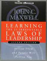 9780972592307-097259230X-Learning the 21 Irrefutable Laws of Leadership (Second Edition) DVD Training Curriculum
