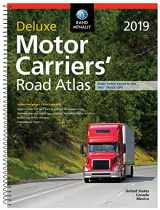 9780528019890-0528019899-Rand McNally 2019 Deluxe Motor Carriers' Road Atlas (Rand McNally Motor Carriers' Road Atlas)