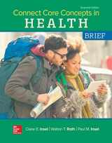 9781260074093-1260074099-Connect Core Concepts in Health, BRIEF, Loose Leaf Edition
