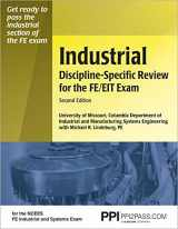 9781591260684-159126068X-Industrial Discipline-Specific Review for the FE/EIT Exam, 2nd Ed