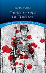 9780486264653-0486264653-The Red Badge of Courage (Dover Thrift Editions)
