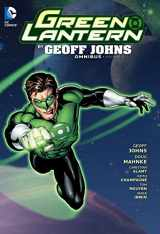 9781401258207-1401258204-Green Lantern by Geoff Johns Omnibus Vol. 3 (Green Lantern Omnibus)