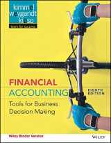 9781118953907-1118953908-Financial Accounting, Binder Ready Version: Tools for Business Decision Making
