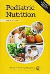 9781581108163-1581108168-Pediatric Nutrition