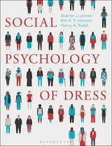 9781501313561-1501313568-Social Psychology of Dress
