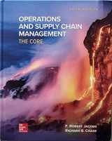9781260238884-1260238881-Operations and Supply Chain Management: The Core