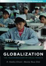 9781111301583-1111301581-Globalization: The Transformation of Social Worlds (Wadsworth Sociology Reader)