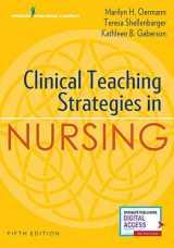 9780826140029-0826140025-Clinical Teaching Strategies in Nursing