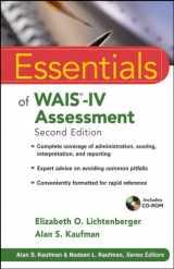 9781118271889-1118271882-Essentials of WAIS-IV Assessment (Essentials of Psychological Assessment)