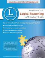 Manhattan LSAT Logical Reasoning Strategy Guide (LSAT Strategy Guide)