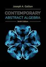 9781305657960-1305657969-Contemporary Abstract Algebra
