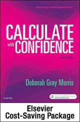 9780323511506-0323511503-Drug Calculations Online for Calculate with Confidence (Access Card and Textbook Package)