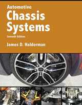 9780134064451-0134064453-Automotive Chassis Systems (7th Edition) (Automotive Systems Books)