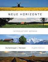 9781111344191-1111344191-Neue Horizonte (World Languages)