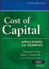 Cost of Capital, + Website: Applications and Examples (Wiley Finance)