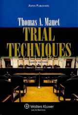 9780735594418-0735594414-Trial Techniques 8e