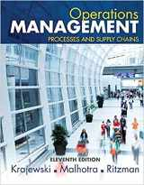 9780133872460-0133872467-Operations Management: Processes and Supply Chains, Student Value Edition (11th Edition)