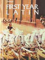 9780205087235-020508723X-Jenney's First Year Latin Grades 8-12 Student Text 1987c