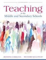 9780134069227-0134069226-Teaching in the Middle and Secondary Schools, Pearson eText with Loose-Leaf Version -- Access Card Package (11th Edition) (What's New in Curriculum & Instruction)