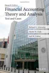 9781118582794-1118582799-Financial Accounting Theory and Analysis: Text and Cases