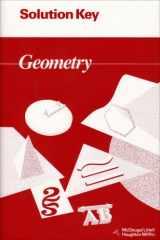 9780395677667-0395677661-Geometry, Solution Key