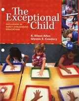 9781337150033-1337150037-Bundle: The Exceptional Child: Inclusion in Early Childhood Education, Loose-leaf Version, 8th + MindTap Education, 1 term (6 months) Printed Access Card