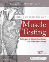 9780323569149-0323569145-Daniels and Worthingham's Muscle Testing: Techniques of Manual Examination and Performance Testing