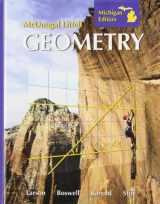 9780618924035-0618924035-McDougal Littell Geometry, Michigan Edition