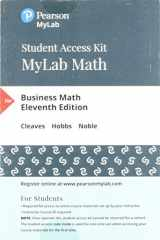 MyMathLab with Pearson eText -- Standalone Access Card -- for Business Math (11th Edition)