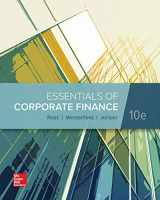 9781260394733-1260394735-Loose Leaf for Essentials of Corporate Finance