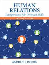 9780133506822-0133506827-Human Relations: Interpersonal Job-Oriented Skills (12th Edition)