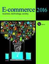 9780133938951-0133938956-E-Commerce 2016: Business, Technology, Society (12th Edition)