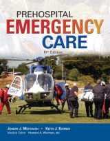 9780134045061-0134045068-Prehospital Emergency Care (w/NEW MyBradyLab Access)