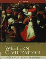 9781285436692-1285436695-Western Civilization, Alternate Volume: Since 1300 (AP Edition)