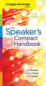 9781305280281-1305280288-Cengage Advantage Books: The Speaker's Compact Handbook, Spiral bound Version