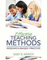 9780134054872-0134054873-Effective Teaching Methods: Research-Based Practice, Enhanced Pearson eText with Loose-Leaf Version -- Access Card Package (9th Edition) (What's New in Curriculum & Instruction)