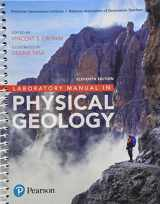 9780134986968-0134986962-Laboratory Manual in Physical Geology Plus Image Appendix (11th Edition)