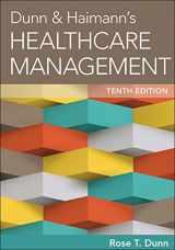 9781567937251-156793725X-Dunn & Haimann's Healthcare Management