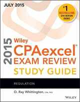 Wiley CPAexcel Exam Review 2015 Study Guide July: Regulation (Wiley Cpa Exam Review)