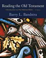 9780495391050-0495391050-Reading the Old Testament: Introduction to the Hebrew Bible